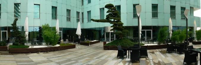 Hotel Kempinski po Agape realizacii