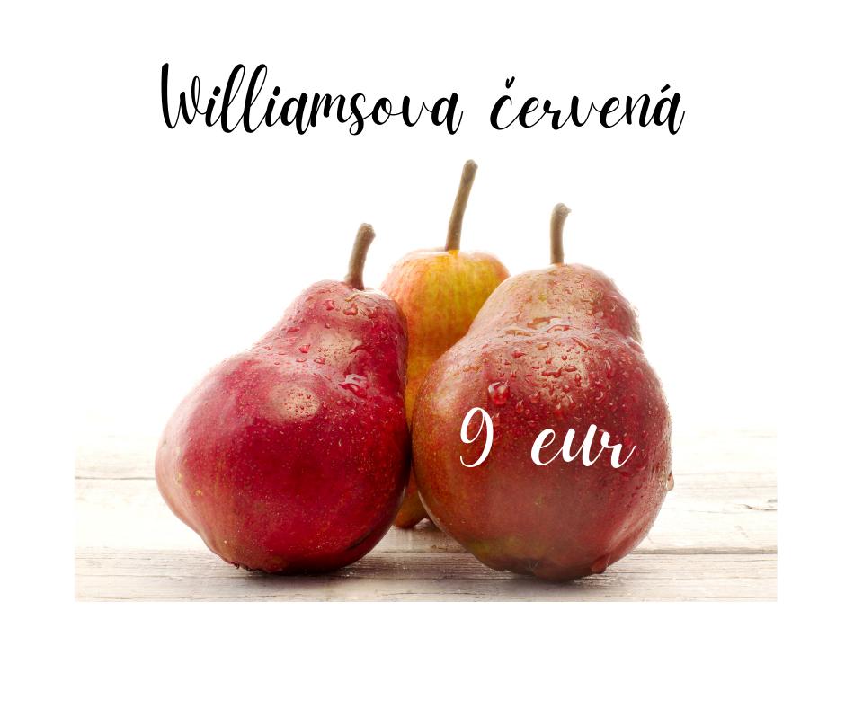 Williamsova červená